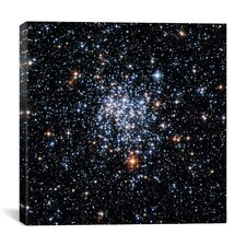 Astronomy and Space NGC 265 Open Cluster (Hubble Space Telescope) Graphic Art on Canvas
