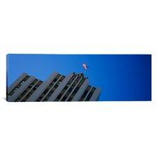 Panoramic Downtown San Jose, San Jose, California Photographic Print on Canvas