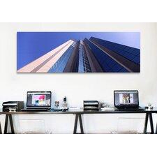 Panoramic Sacramento, California Photographic Print on Canvas