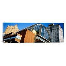 Panoramic Philadelphia, Pennsylvania Photographic Print on Canvas