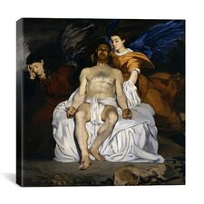 """""""The Dead Christ with Angels"""" Canvas Wall Art by Edouard Manet"""