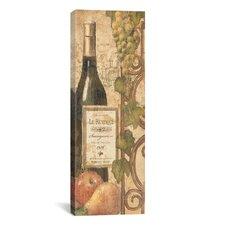 """Wine Tasting V"" Canvas Wall Art by John Zaccheo"