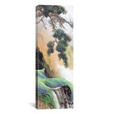 """Spring of Mountain"" Canvas Wall Art by Yamamoto Shunkyo"