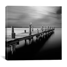 Time' by Moises Ievy Photographic Print on Canvas