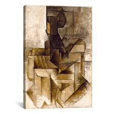 'The Rower' by Pablo Picasso Painting Print on Wrapped Canvas