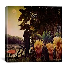 """""""The Snake Charmer"""" Canvas Wall Art by Henri Rousseau"""