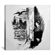 """""""The Raven II"""" Canvas Wall Art by Edouard Manet"""