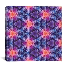 'SCIFI Pattern' by Maximilian San Graphic Art on Wrapped Canvas