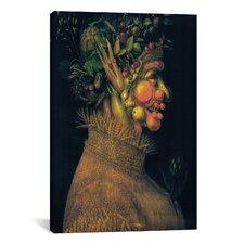 'The Summer' by Giuseppe Arcimboldo Painting Print on Canvas