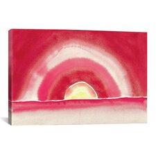 """Sunrise"" Canvas Wall Art by Georgia O'Keeffe"