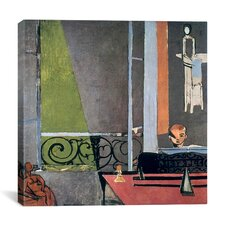 """The Piano Lesson (1916)"" Canvas Wall Art by Henri Matisse"