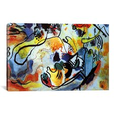 """The Last Judgment"" by Wassily Kandinsky Prints Painting Print on Canvas"