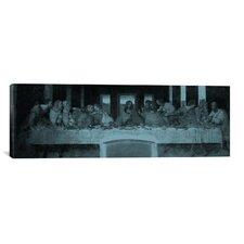 'The Last Supper III' by Leonardo Da Vinci Painting Print on Canvas
