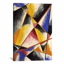 """Untitled Compositions"" Canvas Wall Art by Lyubov Popova"