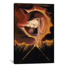 'The Ancient of Days 1794' by William Blake Painting Print on Canvas