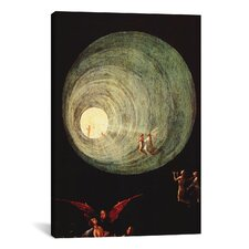 'The Ascent of The Blessed (Detail)' by Hieronymus Bosch Painting Print on Wrapped Canvas
