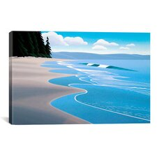 """Summer Sand"" by Ron Parker Painting Print on Wrapped Canvas"