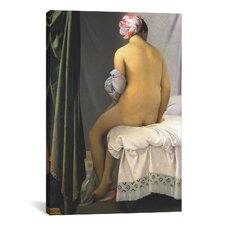 The Bather of Valpincon by Jean Auguste Ingres Painting Print on Canvas