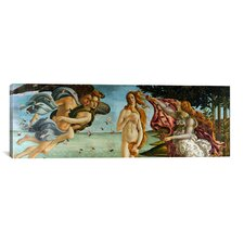 'The Birth of Venus' by Botticelli Sandro Painting Print on Canvas