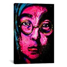 Lenon 001 Canvas Print Wall Art