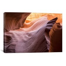 'The Lower Wave II' by Moises Levy Photographic Print on Canvas