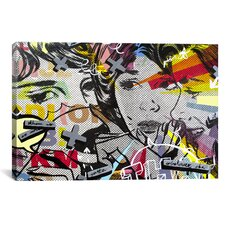 That There Is by Dan Monteavaro Graphic Art on Wrapped Canvas