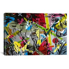 This is Only by Dan Monteavaro Graphic Art on Wrapped Canvas