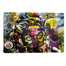 Only Love by Dan Monteavaro Graphic Art on Wrapped Canvas