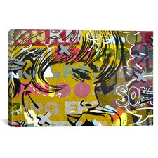 Every Sometimes by Dan Monteavaro Graphic Art on Wrapped Canvas