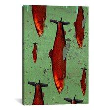 Fish Canvas Print Wall Art