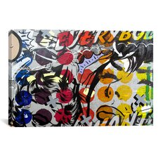 Everybody Wants by Dan Monteavaro Graphic Art on Wrapped Canvas