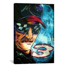 Dale Earndhart Canvas Print Wall Art