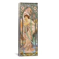 Evening Reverie, 1899 Canvas Print Wall Art
