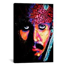 Jack Sparrow Canvas Print Wall Art