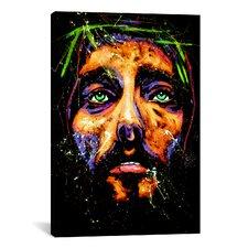 Jesus 001 Canvas Print Wall Art