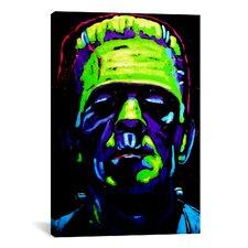 Frankenstein Club 001 Canvas Print Wall Art