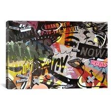Dan Monteavaro Anyone Now Graphic Art on Wrapped Canvas