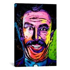 Rock Demarco Borat 002 Canvas Print Wall Art