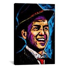 Rock Demarco Sinatra 001 Canvas Print Wall Art