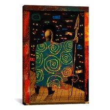 Anthony Freda Actor Canvas Print Wall Art