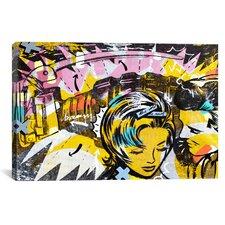 Dan Monteavaro Surprise B Graphic Art on Wrapped Canvas