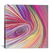 'Pure Abstract Bis' by Ben Heine Graphic Art on Wrapped Canvas