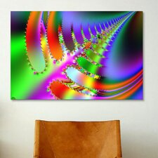 Digital One Direction Graphic Art on Canvas