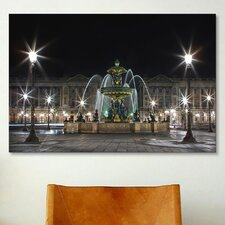 'Concorde' by Sebastien Lory Photographic Print on Canvas