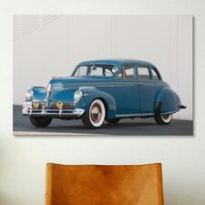 Cars and Motorcycles 1941 Studebaker Commander Photographic Print on Canvas