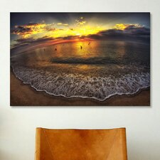 'Another Day in Paradise' by Sebastien Lory Photographic Print on Canvas