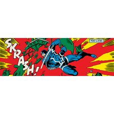 Marvel Comics Lockjow: Too Late, Comic Book Graphic Art on Canvas