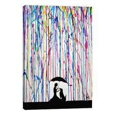 """Sempre"" by Marc Allante Painting Print on Canvas"