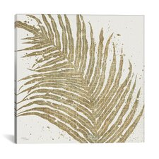 Leaves by Wellington Studio Graphic Art on Wrapped Canvas