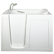 Low Threshold Hydrotherapy Whirlpool Walk-In Tub